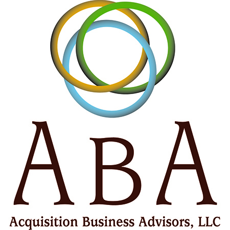 ABA - Acquisition Business Advisors, LLC branding and print collateral