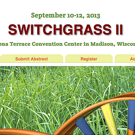 Switchgrass Conference Website
